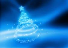 Beautiful Christmas Tree vector illustration