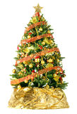 Beautiful Christmas Tree Stock Photo