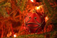 Beautiful Christmas Tree Stock Image