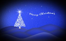 Beautiful Christmas Vision Royalty Free Stock Photography