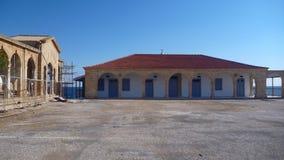 Beautiful church apostolos andreas in karpasia peninsula Stock Photos