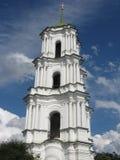 Beautiful church in Kozeletz in Ukraine Stock Images