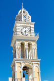Beautiful church in Fira Royalty Free Stock Photo