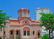 The Beautiful church in Limassol town, Cyprus Stock Photography