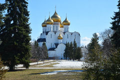 The beautiful Church. Royalty Free Stock Photos