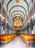 Beautiful Church. The church in South Korea Royalty Free Stock Images