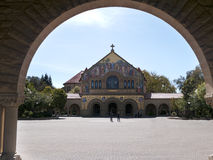 The Memorial Church at Stanford Royalty Free Stock Images