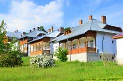 Beautiful Ciolanu monastery Royalty Free Stock Photography