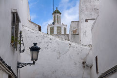 Beautiful cities in northern Morocco, Tetouan Stock Photo
