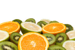 Beautiful citrus fruit Stock Images