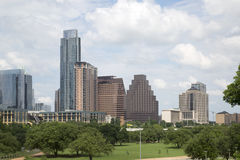 Beautiful city Austin Royalty Free Stock Photography