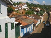 The beautiful city of Barichara Royalty Free Stock Image