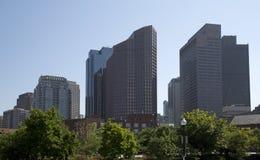 Beautiful city  Boston Mass Royalty Free Stock Photography