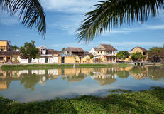 Beautiful city of Hoi An Royalty Free Stock Images