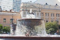 Beautiful city landscape Stock Photography
