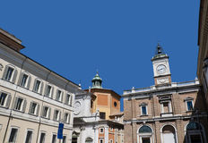 The beautiful City of Ravenna Royalty Free Stock Image