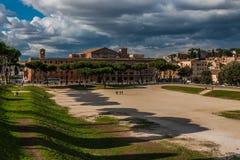 Beautiful city of Rome Stock Photos
