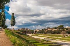 Beautiful city of Rome Stock Image