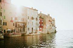 City of Rovinj, Croatia Stock Photo