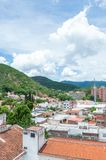 Beautiful City of Salta. North of Argentina royalty free stock images