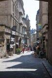 The beautiful city St.Malo Royalty Free Stock Photo