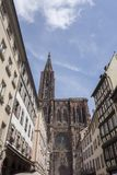 The beautiful city of Strasbourg Stock Photography