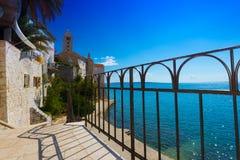 Beautiful cityscape of Croatia Royalty Free Stock Photography