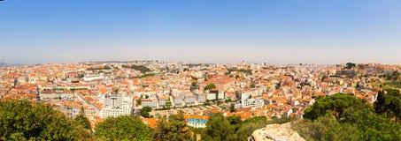 Beautiful cityscape Stock Image
