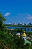 Beautiful cityscape Stock Images