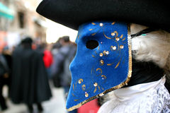 Beautiful clasical mask in Venice Royalty Free Stock Photography