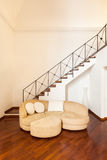 Beautiful classic apartment Stock Images