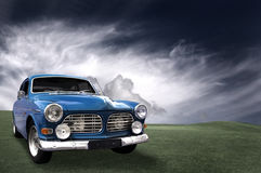 Beautiful classic car Stock Photos