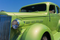 Beautiful classic car Royalty Free Stock Images
