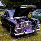 Beautiful classic ute, truck modified Stock Photos