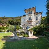 Beautiful classical mansion Stock Photos