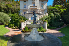 Beautiful classical mansion royalty free stock photos
