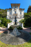 Beautiful classical mansion Stock Images