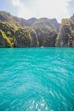 Beautiful clear sea Stock Photo