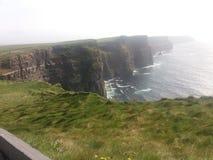 Beautiful Cliffs of Moher, Ireland Stock Photos