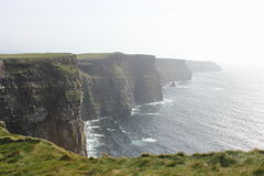 Beautiful Cliffs of Moher, Ireland Stock Image