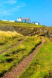 Beautiful Cliffs of Scotland, St Abb`s Head, UK. Beautiful Cliffs of Scotland, St Abb`s Head in the UK Royalty Free Stock Photography