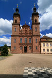 Beautiful cloister in the Black Forest in Germany. Beautiful cloister e in the Black Forest in Germany stock photography