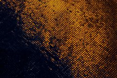 Beautiful closeup textures abstract tiles and black gold and yellow color glass pattern wall background and art wallpaper