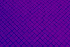 Beautiful closeup textures abstract tiles and black and purple color glass pattern wall background and art wallpaper royalty free stock images