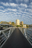 Beautiful cloud in The Morning in Sydney Stock Photo