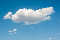 Beautiful cloud Stock Photo