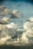 beautiful clouds Στοκ φωτογραφίες με δικαίωμα ελεύθερης χρήσης