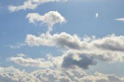 beautiful clouds стоковое фото rf