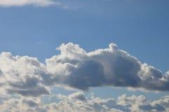 beautiful clouds стоковые изображения rf