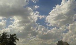 beautiful clouds 图库摄影